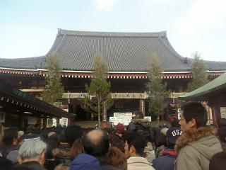 浅草寺本殿