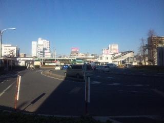かすかべ駅