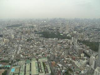 東京ドーム方面